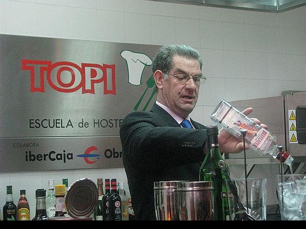 Vicente Castillo en Topi